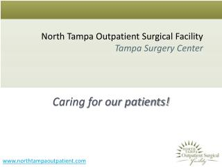 Outpatinet Surgical Facility