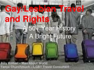 Gay/Lesbian Travel and Rights
