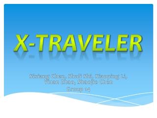 X-Traveler