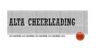 Alta Cheerleading