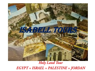 Isabell Tours