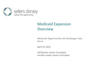 Medicaid Expansion Overview