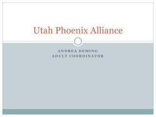 Utah Phoenix Alliance