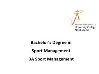 "The aim of this project is to  provide  ""dual career"" training for young sportsmen and sportswomen at an early stage th"