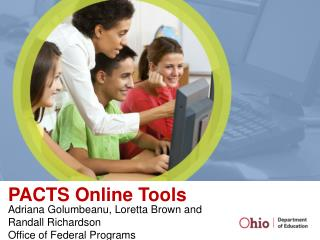 PACTS Online Tools