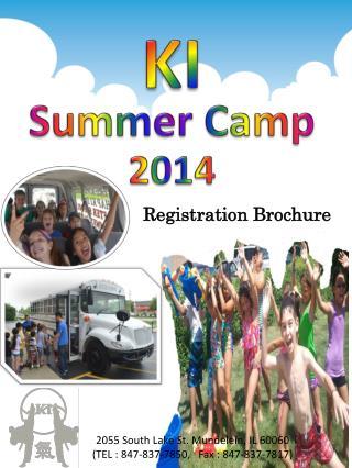 KI Summer Camp 2014