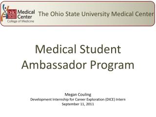 The Ohio State University Medical Center