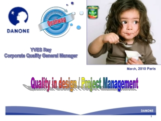 Quality in design / Project Management