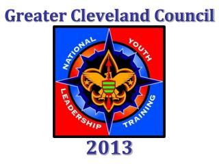 Greater Cleveland Council 2013
