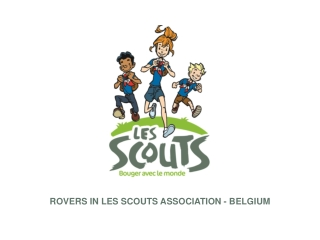 Rovers  in Les scouts association - Belgium