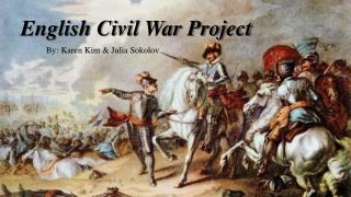 English Civil War Project