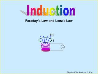faraday s law and lenz s law