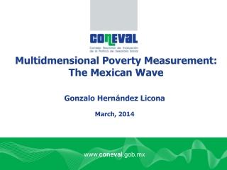 www. coneval .gob.mx