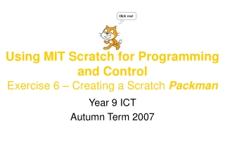 using mit scratch for programming and control introducing the ...
