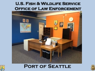U.S. Fish & Wildlife Service Office of Law Enforcement