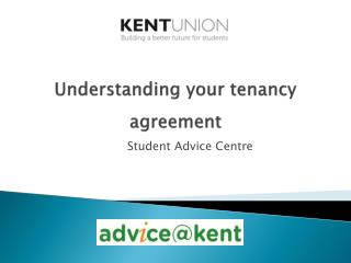Understanding your tenancy agreement