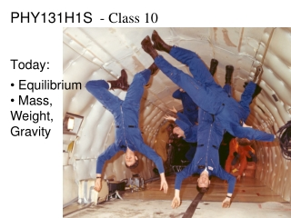 PHY131H1S   - Class 10