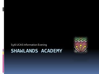 Shawlands  academy