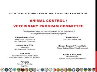 2 ND  ARIZONA STATEWIDE  Tribal, IHS, AZDHS, CDC RMSF meeting