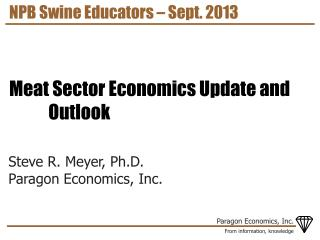 NPB Swine Educators – Sept. 2013