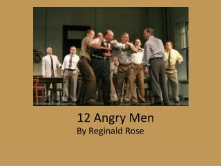 group dynamics of twelve angry men This week: hidden ambiguity and group dynamics in the 50's courtroom classic for the transcript and a detailed list of sources, see: http://julianrhodesfilm.