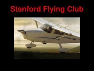 Stanford Flying Club