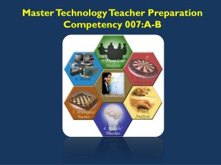 Master Technology Teacher Preparation Competency 007:A-B