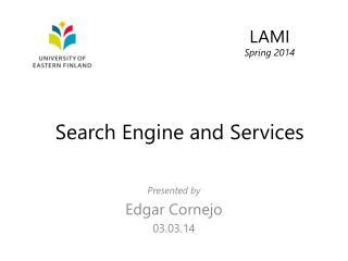 LAMI Spring 2014