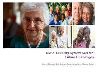 Social Security System and the Future Challenges