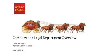Company and Legal Department Overview