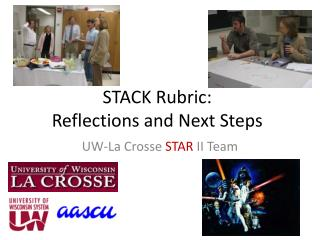 STACK Rubric: Reflections and Next Steps