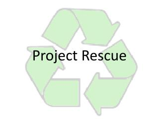 Project Rescue