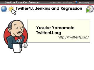 Twitter4J, Jenkins and Regression