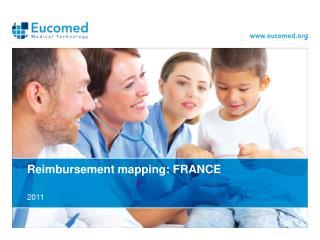 Reimbursement mapping:  FRANCE