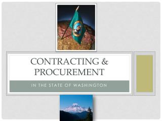 Contracting & Procurement