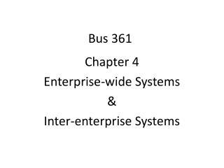 Bus 361