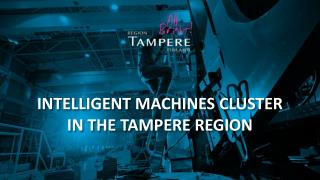 Intelligent Machines cluster in the Tampere Region