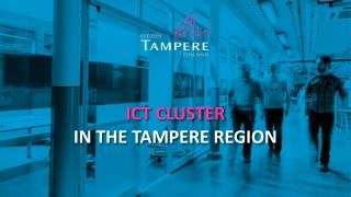 Ict  cluster  in  the Tampere Region
