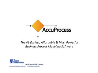 The #1 Easiest, Affordable & Most Powerful Business Process Modeling Software