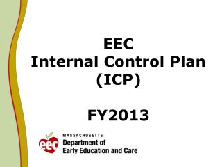 EEC  Internal Control Plan (ICP) FY2013