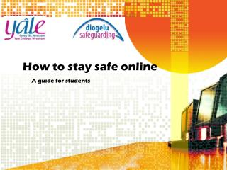 How to stay safe online