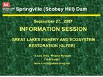 springville scobey hill dam