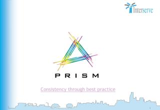 Consistency through best practice
