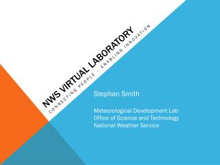 NWS Virtual Laboratory