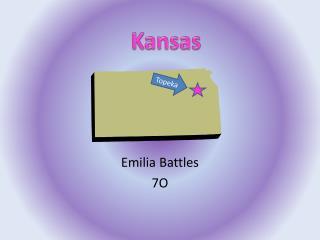 Emilia Battles  7O