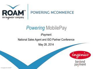 Powering  MobilePay