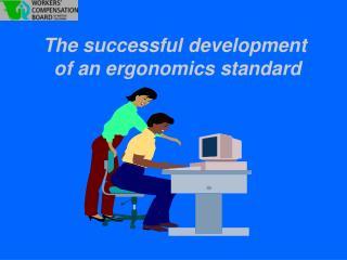 The successful development