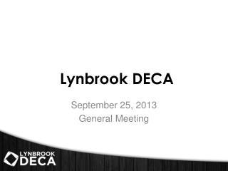 Lynbrook DECA