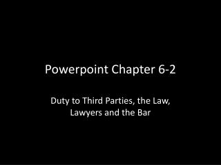 Powerpoint  Chapter 6-2