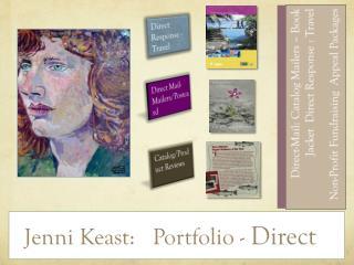 Jenni Keast:   Portfolio -  Direct